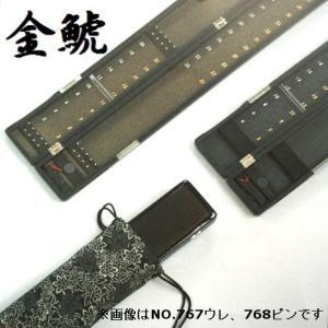 金鯱 高級 ハリス箱 60cm用NO.768  ピン式(チチ輪用)/ 仕掛け うき 浮子|zeniya-tsurigu