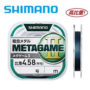 シマノ 鮎 ライン  メタゲーム2   12m / METAGAME 2 糸|zeniya-tsurigu