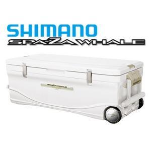 シマノ クーラーボックス スペーザ ホエール リミテッド 600 HC-060I  / 60L|zeniya-tsurigu