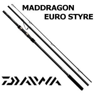 ダイワ マッドドラゴン ユーロスタイル 3-364 /カープ ロッド|zeniya-tsurigu