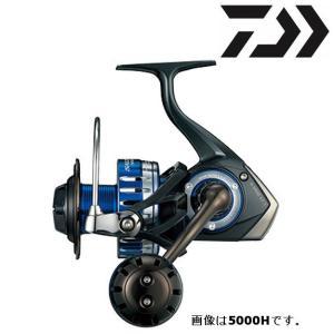 ダイワ ソルティガ スピニングモデル 5000H / SALTIGA スピニングリール|zeniya-tsurigu