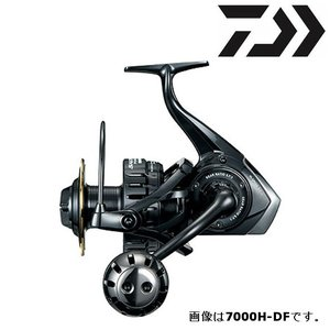 ダイワ ソルティガ スピニングモデル 7000H-DF / SALTIGA スピニングリール|zeniya-tsurigu