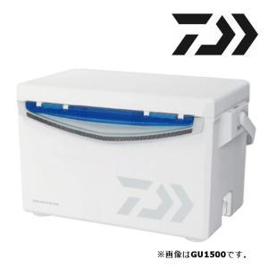 半額!!ダイワ クールラインα GU2500 ホワイト/ブルー / 25L クーラー ボックス|zeniya-tsurigu
