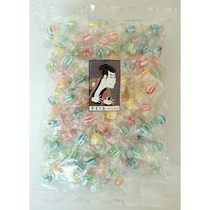 1kg入 手まり玉キャンディ 1袋