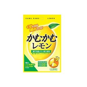 かむかむ レモン味 30g入 10個 三菱食品(株)|zennokasiten