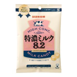 特濃ミルク8.2 88g入 1袋 UHA味覚糖(株)|zennokasiten