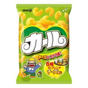 カール チーズ味 64g入 1袋 (株)明治