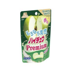 ハイチュウプレミアム グラニースミス 35g入×10個  森永製菓(株)|zennokasiten