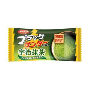ブラックサンダー宇治抹茶 20個入 有楽製菓(株)