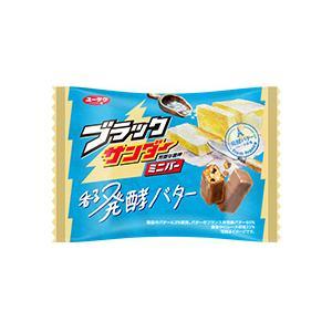 ブラックサンダーミニバー 香る発酵バター 144g入 1袋 有楽製菓(株)