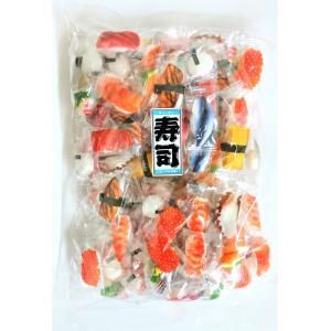 寿司キャンディ 500g(約135個)入 1袋 (株)ニューエスト|zennokasiten