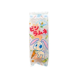 ビンラムネ袋入(菓子) 20本入 1ケース (株)岡田商店