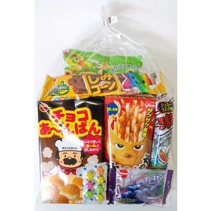 300円 お菓子袋詰め合わせ C 【本州、四国、九州への発送に限り、数量関係なく1個口送料でお届け可能】