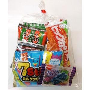 150円 お菓子袋詰め合わせ  A