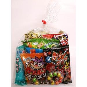 200円 お菓子袋詰めあわせ B 【本州、四国、九州への発送に限り、数量関係なく1個口送料でお届け可能】※内容の一部が入荷遅延のため、9月8日以降のお届け