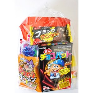 300円 お菓子袋詰め合わせ F 【冬期限定バージョン】