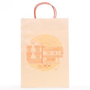 善蔵オリジナル手提げ袋(大)※6袋詰め・9袋詰め化粧箱兼用サイズです。|zennokura-y