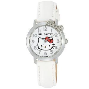 ハローキティ HELLO KITTY 子供用腕時計 キッズ腕時計キャラクターウォッチ 0001N002 MADE IN JAPAN (日本製)|zennsannnet