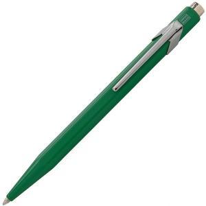 カランダッシュ ボールペン CARAN d'ACHE 849コレクション グリーン 0849-210 ギフト プレゼント 贈答品 記念品|zennsannnet