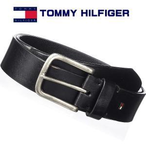 トミー・ヒルフィガー メンズベルト TOMMY HILFIGER  11TL02x025-001 サイズ調整は不可|zennsannnet