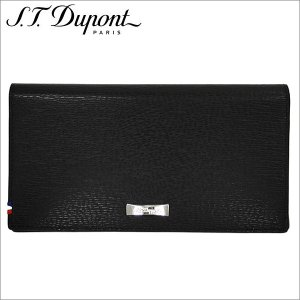 st.Dupont エス・テー・デュポン手帳カバー ブラック Dライン SLG POCKET DIA...