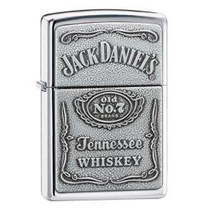 ジッポー ZIPPO COMPLETE LINE COLLECTION Jack Daniel's OLD No. 7 エンブレム 250jd427 正規代理店品 レギュラータイプ|zennsannnet