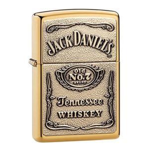 ジッポー ZIPPO COMPLETE LINE COLLECTION Jack Daniel's OLD No. 7 エンブレム 254bjd428 正規代理店品 レギュラータイプ|zennsannnet