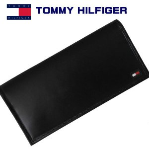 トミーフィルフィガー 長財布 ブラック TOMMY HILFIGER Highland 31TL19x013 得トク2WEEKS0217|zennsannnet