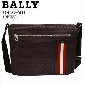 BALLY バリー ショルダーバック  BROWN ブラウン OSLO-MD 6171913001|zennsannnet