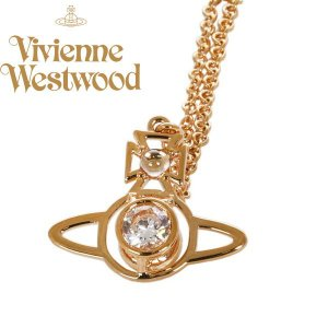 ヴィヴィアン・ウエストウッド ネックレス ノラ ゴールド 752030B-5 vivienne westwood ギフト プレゼント 誕生日|zennsannnet