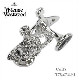 ヴィヴィアン・ウエストウッド Vivienne Westwood カフス シルバー 770271B-1 ギフト プレゼント|zennsannnet