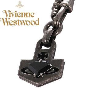 ヴィヴィアン・ウエストウッド ネックレス キアンアロー ガンメタリック 791661B-4 vivienne westwood ギフト プレゼント 誕生日|zennsannnet