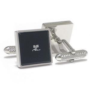 クレージュ courrege カフスボタンcuffs ブランド アクリル ACC10003 ギフト プレゼント 贈答品|zennsannnet