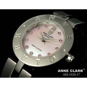 ANNE CLARK アンクラーク レディス腕時計 ブレスレットタイプ 天然シェルダイヤル 天然ダイヤ AM1020-17 ギフト プレゼント zennsannnet