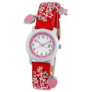 カクタス キッズ腕時計 CACTUS 子供用時計  CAC28-L07 スイングチャーム レッド ギフト プレゼント 記念品 誕生日 zennsannnet