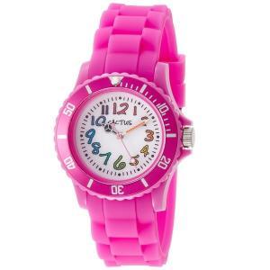 カクタス キッズ腕時計 CACTUS kids 子供用時計 カラフルインデックス ピンク CAC62-M05 ギフト プレゼント 記念品 誕生日 zennsannnet