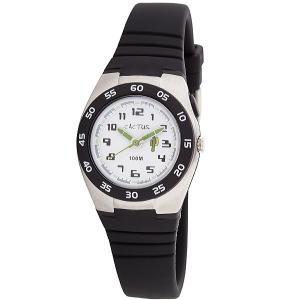 カクタス キッズ腕時計 CACTUS kids 子供用時計 10気圧防水 ELバックライト ブラック CAC75-M01  ギフト プレゼント 記念品 誕生日|zennsannnet