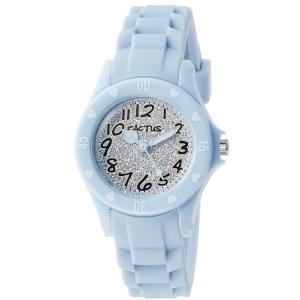 カクタス キッズ腕時計 CACTUS kids 子供用時計 カラフルインデックス ブルー CAC91-L04 ギフト プレゼント 記念品 誕生日 zennsannnet
