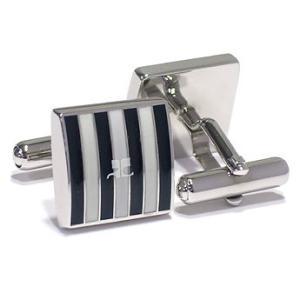 クレージュ courrege カフスボタンcuffs ブランド エポキシ CC6001A ギフト プレゼント 贈答品|zennsannnet