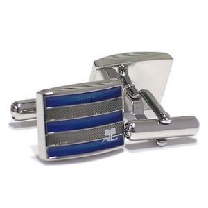 クレージュ courrege カフスボタンcuffs ブランド エポキシ CC6003A ギフト プレゼント 贈答品|zennsannnet