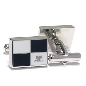 クレージュ courrege カフスボタンcuffs ブランド エポキシ CC6004B ギフト プレゼント 贈答品|zennsannnet