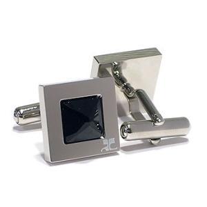 クレージュ courrege カフスボタンcuffs ブランド スワロスキー CC6011 ギフト プレゼント 贈答品|zennsannnet