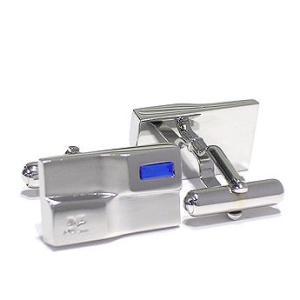 クレージュ courrege カフスボタンcuffs ブランド スワロスキー CC6012 ギフト プレゼント 贈答品|zennsannnet