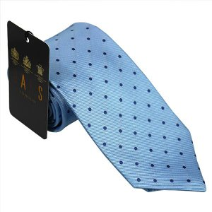 ダックス DAKS 紳士ブランドネクタイ necktie ブルー系 d11521color6 ギフト プレゼント 父の日ギフト|zennsannnet