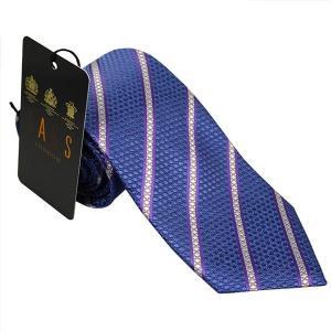 ダックス DAKS 紳士ブランドネクタイ necktie パープル系 d11538color2 ギフト プレゼント 父の日ギフト|zennsannnet