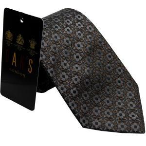 ダックス DAKS 紳士ブランドネクタイ necktie 1241 グリーン系|zennsannnet