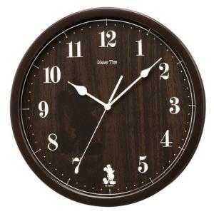 Disney Time ディズニータイム 掛け時計 ナチュラルミッキー FW577B ギフト プレゼント 誕生日 入園祝い zennsannnet
