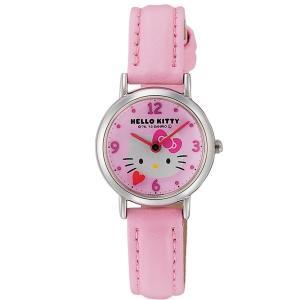 ハローキティ 腕時計  HELLO KITTY 子供用腕時計 キッズウォッチ ピンク HK07-130|zennsannnet