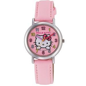 ハローキティ 腕時計  HELLO KITTY 子供用腕時計 キッズウォッチ ピンク HK15-002|zennsannnet