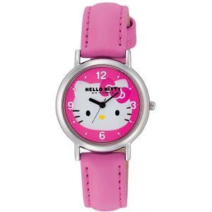 ハローキティ 腕時計  HELLO KITTY 子供用腕時計 キッズウォッチ ピンク HK15-130|zennsannnet